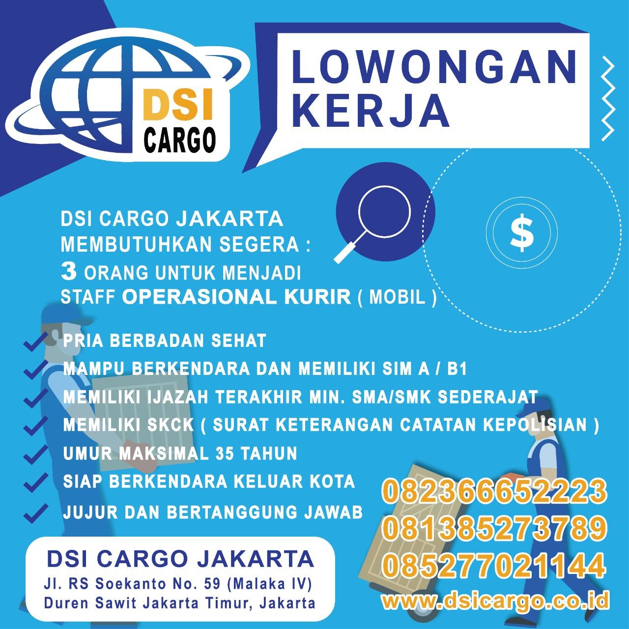 Lowongan Kerja Dsicargo Jakarta Terbaru Maret 2020 Duta Sarana Indocargo Dsi Cargo 082387139798 081375588388 Ekspedisi Pengangkutan Pengiriman Murah Cepat Dan Terjamin Untuk Layanan Kirim Medan Aceh Nias